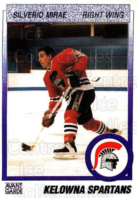 1991-92 British Columbia Junior Hockey League #39 Silverio Mirao<br/>5 In Stock - $2.00 each - <a href=https://centericecollectibles.foxycart.com/cart?name=1991-92%20British%20Columbia%20Junior%20Hockey%20League%20%2339%20Silverio%20Mirao...&price=$2.00&code=15808 class=foxycart> Buy it now! </a>
