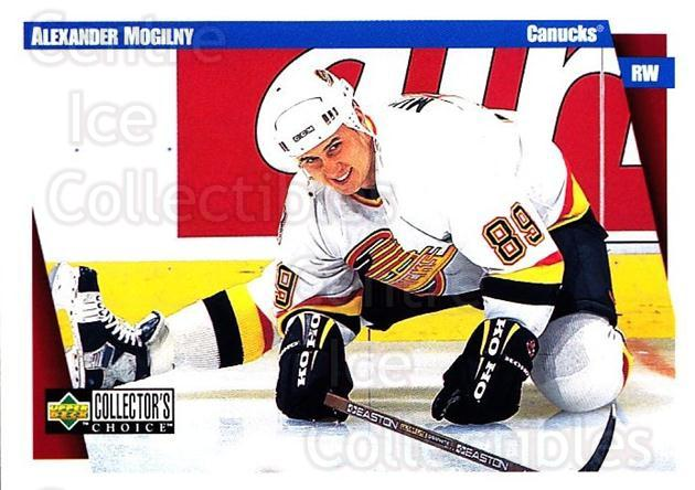 1997-98 Collectors Choice #256 Alexander Mogilny<br/>4 In Stock - $1.00 each - <a href=https://centericecollectibles.foxycart.com/cart?name=1997-98%20Collectors%20Choice%20%23256%20Alexander%20Mogil...&quantity_max=4&price=$1.00&code=158115 class=foxycart> Buy it now! </a>