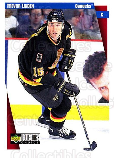 1997-98 Collectors Choice #259 Trevor Linden<br/>4 In Stock - $1.00 each - <a href=https://centericecollectibles.foxycart.com/cart?name=1997-98%20Collectors%20Choice%20%23259%20Trevor%20Linden...&quantity_max=4&price=$1.00&code=158118 class=foxycart> Buy it now! </a>