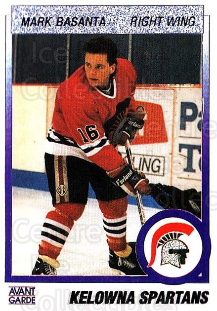 1991-92 British Columbia Junior Hockey League #41 Mark Basanta<br/>5 In Stock - $2.00 each - <a href=https://centericecollectibles.foxycart.com/cart?name=1991-92%20British%20Columbia%20Junior%20Hockey%20League%20%2341%20Mark%20Basanta...&price=$2.00&code=15811 class=foxycart> Buy it now! </a>