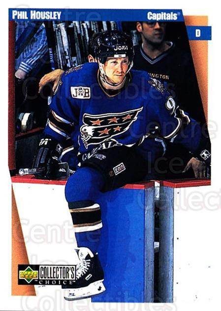 1997-98 Collectors Choice #275 Phil Housley<br/>5 In Stock - $1.00 each - <a href=https://centericecollectibles.foxycart.com/cart?name=1997-98%20Collectors%20Choice%20%23275%20Phil%20Housley...&quantity_max=5&price=$1.00&code=158135 class=foxycart> Buy it now! </a>