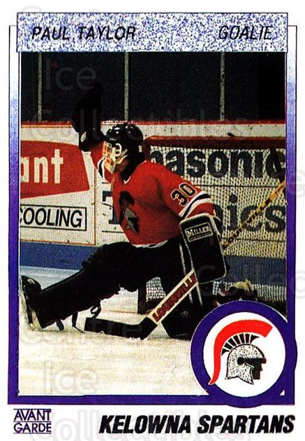 1991-92 British Columbia Junior Hockey League #49 Paul Taylor<br/>3 In Stock - $2.00 each - <a href=https://centericecollectibles.foxycart.com/cart?name=1991-92%20British%20Columbia%20Junior%20Hockey%20League%20%2349%20Paul%20Taylor...&price=$2.00&code=15819 class=foxycart> Buy it now! </a>