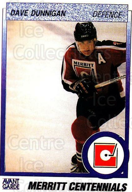 1991-92 British Columbia Junior Hockey League #65 Dave Dunnigan<br/>6 In Stock - $2.00 each - <a href=https://centericecollectibles.foxycart.com/cart?name=1991-92%20British%20Columbia%20Junior%20Hockey%20League%20%2365%20Dave%20Dunnigan...&quantity_max=6&price=$2.00&code=15835 class=foxycart> Buy it now! </a>