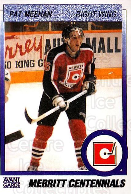 1991-92 British Columbia Junior Hockey League #68 Pat Meehan<br/>6 In Stock - $2.00 each - <a href=https://centericecollectibles.foxycart.com/cart?name=1991-92%20British%20Columbia%20Junior%20Hockey%20League%20%2368%20Pat%20Meehan...&quantity_max=6&price=$2.00&code=15838 class=foxycart> Buy it now! </a>