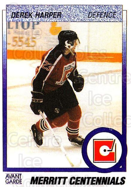 1991-92 British Columbia Junior Hockey League #76 Derek Harper<br/>6 In Stock - $2.00 each - <a href=https://centericecollectibles.foxycart.com/cart?name=1991-92%20British%20Columbia%20Junior%20Hockey%20League%20%2376%20Derek%20Harper...&quantity_max=6&price=$2.00&code=15847 class=foxycart> Buy it now! </a>