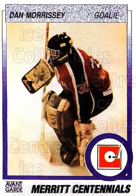 1991-92 British Columbia Junior Hockey League #78 Dan Morrissey<br/>6 In Stock - $2.00 each - <a href=https://centericecollectibles.foxycart.com/cart?name=1991-92%20British%20Columbia%20Junior%20Hockey%20League%20%2378%20Dan%20Morrissey...&quantity_max=6&price=$2.00&code=15849 class=foxycart> Buy it now! </a>