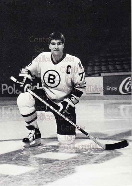 1991-92 Boston Bruins Sports Action Legends #3 Ray Bourque<br/>1 In Stock - $5.00 each - <a href=https://centericecollectibles.foxycart.com/cart?name=1991-92%20Boston%20Bruins%20Sports%20Action%20Legends%20%233%20Ray%20Bourque...&quantity_max=1&price=$5.00&code=15882 class=foxycart> Buy it now! </a>