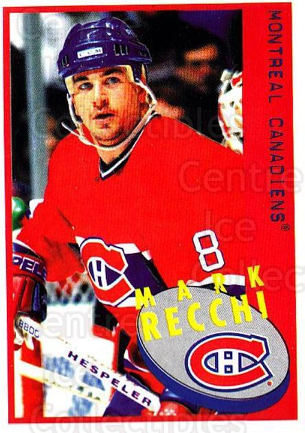 1997-98 Panini Stickers #32 Mark Recchi<br/>4 In Stock - $1.00 each - <a href=https://centericecollectibles.foxycart.com/cart?name=1997-98%20Panini%20Stickers%20%2332%20Mark%20Recchi...&quantity_max=4&price=$1.00&code=158876 class=foxycart> Buy it now! </a>