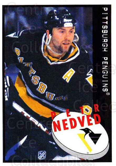 1997-98 Panini Stickers #52 Petr Nedved<br/>2 In Stock - $1.00 each - <a href=https://centericecollectibles.foxycart.com/cart?name=1997-98%20Panini%20Stickers%20%2352%20Petr%20Nedved...&quantity_max=2&price=$1.00&code=158896 class=foxycart> Buy it now! </a>