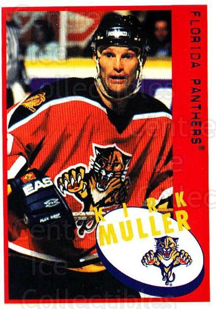 1997-98 Panini Stickers #58 Kirk Muller<br/>6 In Stock - $1.00 each - <a href=https://centericecollectibles.foxycart.com/cart?name=1997-98%20Panini%20Stickers%20%2358%20Kirk%20Muller...&quantity_max=6&price=$1.00&code=158902 class=foxycart> Buy it now! </a>