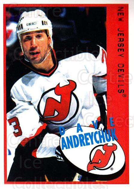 1997-98 Panini Stickers #71 Dave Andreychuk<br/>6 In Stock - $1.00 each - <a href=https://centericecollectibles.foxycart.com/cart?name=1997-98%20Panini%20Stickers%20%2371%20Dave%20Andreychuk...&quantity_max=6&price=$1.00&code=158915 class=foxycart> Buy it now! </a>