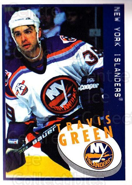1997-98 Panini Stickers #79 Travis Green<br/>6 In Stock - $1.00 each - <a href=https://centericecollectibles.foxycart.com/cart?name=1997-98%20Panini%20Stickers%20%2379%20Travis%20Green...&quantity_max=6&price=$1.00&code=158923 class=foxycart> Buy it now! </a>