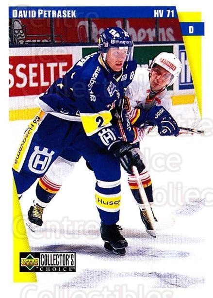 1997-98 Swedish Collectors Choice #87 David Petrasek<br/>9 In Stock - $2.00 each - <a href=https://centericecollectibles.foxycart.com/cart?name=1997-98%20Swedish%20Collectors%20Choice%20%2387%20David%20Petrasek...&price=$2.00&code=159093 class=foxycart> Buy it now! </a>
