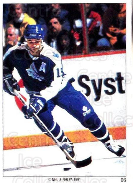 1991 Toronto Maple Leafs Panini Team Stickers #6 Lou Franceschetti<br/>10 In Stock - $3.00 each - <a href=https://centericecollectibles.foxycart.com/cart?name=1991%20Toronto%20Maple%20Leafs%20Panini%20Team%20Stickers%20%236%20Lou%20Franceschet...&quantity_max=10&price=$3.00&code=15942 class=foxycart> Buy it now! </a>