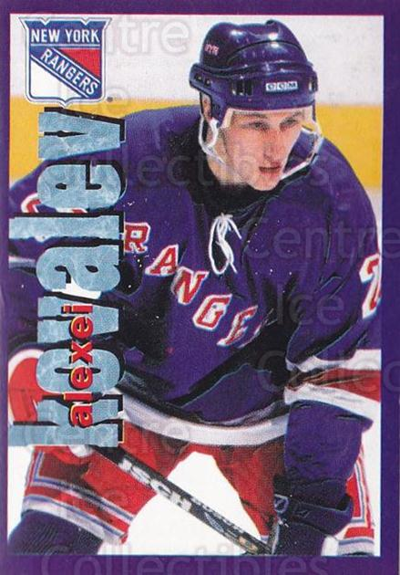1998-99 Panini Stickers #84 Alexei Kovalev<br/>6 In Stock - $1.00 each - <a href=https://centericecollectibles.foxycart.com/cart?name=1998-99%20Panini%20Stickers%20%2384%20Alexei%20Kovalev...&quantity_max=6&price=$1.00&code=159542 class=foxycart> Buy it now! </a>