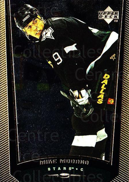 1998-99 Upper Deck Gold Reserve #256 Mike Modano<br/>6 In Stock - $1.00 each - <a href=https://centericecollectibles.foxycart.com/cart?name=1998-99%20Upper%20Deck%20Gold%20Reserve%20%23256%20Mike%20Modano...&quantity_max=6&price=$1.00&code=159668 class=foxycart> Buy it now! </a>