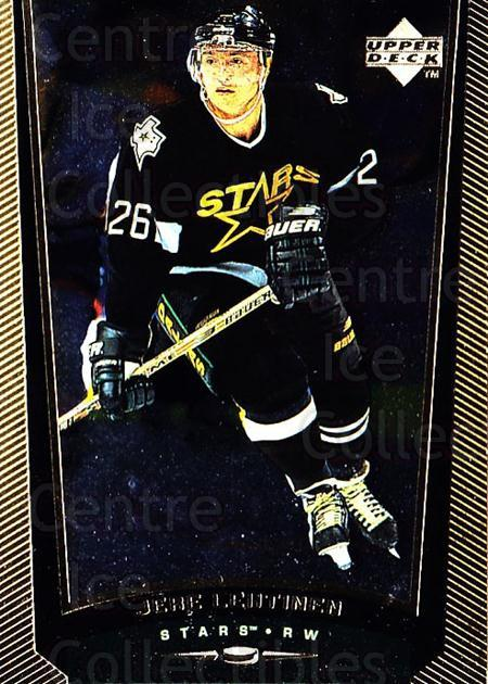 1998-99 Upper Deck Gold Reserve #258 Jere Lehtinen<br/>5 In Stock - $1.00 each - <a href=https://centericecollectibles.foxycart.com/cart?name=1998-99%20Upper%20Deck%20Gold%20Reserve%20%23258%20Jere%20Lehtinen...&quantity_max=5&price=$1.00&code=159670 class=foxycart> Buy it now! </a>