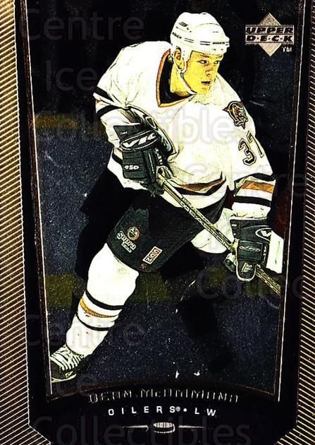 1998-99 Upper Deck Gold Reserve #271 Dean McAmmond<br/>6 In Stock - $1.00 each - <a href=https://centericecollectibles.foxycart.com/cart?name=1998-99%20Upper%20Deck%20Gold%20Reserve%20%23271%20Dean%20McAmmond...&quantity_max=6&price=$1.00&code=159683 class=foxycart> Buy it now! </a>