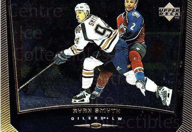 1998-99 Upper Deck Gold Reserve #272 Ryan Smyth<br/>6 In Stock - $1.00 each - <a href=https://centericecollectibles.foxycart.com/cart?name=1998-99%20Upper%20Deck%20Gold%20Reserve%20%23272%20Ryan%20Smyth...&quantity_max=6&price=$1.00&code=159684 class=foxycart> Buy it now! </a>