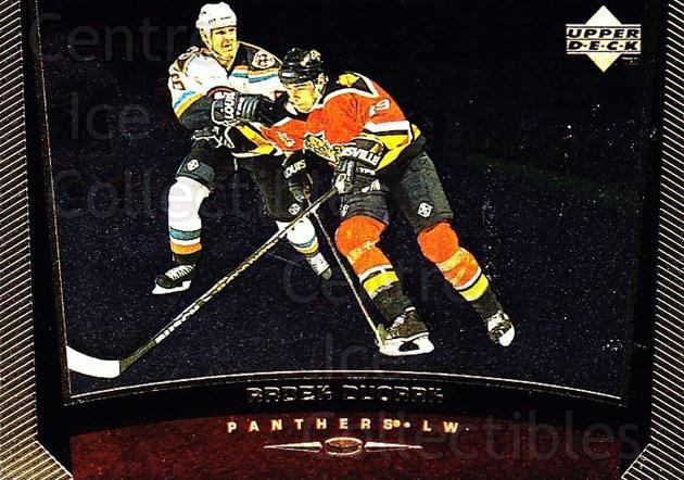 1998-99 Upper Deck Gold Reserve #280 Radek Dvorak<br/>4 In Stock - $1.00 each - <a href=https://centericecollectibles.foxycart.com/cart?name=1998-99%20Upper%20Deck%20Gold%20Reserve%20%23280%20Radek%20Dvorak...&quantity_max=4&price=$1.00&code=159691 class=foxycart> Buy it now! </a>