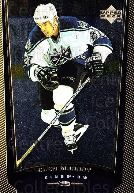 1998-99 Upper Deck Gold Reserve #284 Glen Murray<br/>6 In Stock - $1.00 each - <a href=https://centericecollectibles.foxycart.com/cart?name=1998-99%20Upper%20Deck%20Gold%20Reserve%20%23284%20Glen%20Murray...&quantity_max=6&price=$1.00&code=159695 class=foxycart> Buy it now! </a>