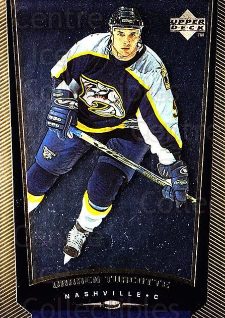1998-99 Upper Deck Gold Reserve #297 Darren Turcotte<br/>6 In Stock - $1.00 each - <a href=https://centericecollectibles.foxycart.com/cart?name=1998-99%20Upper%20Deck%20Gold%20Reserve%20%23297%20Darren%20Turcotte...&quantity_max=6&price=$1.00&code=159708 class=foxycart> Buy it now! </a>