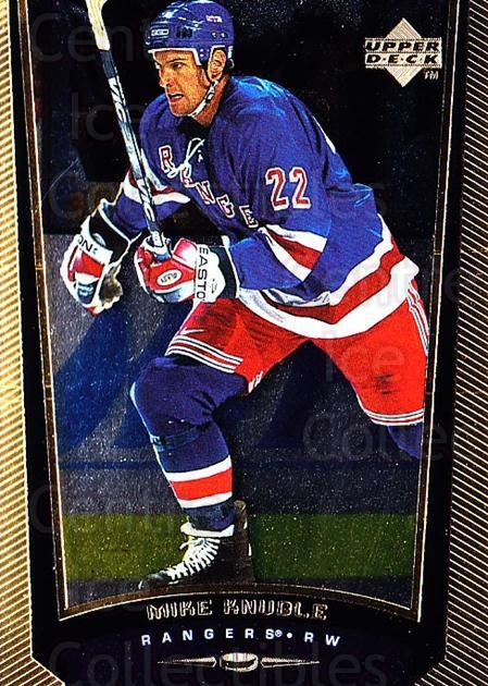 1998-99 Upper Deck Gold Reserve #325 Mike Knuble<br/>5 In Stock - $1.00 each - <a href=https://centericecollectibles.foxycart.com/cart?name=1998-99%20Upper%20Deck%20Gold%20Reserve%20%23325%20Mike%20Knuble...&quantity_max=5&price=$1.00&code=159736 class=foxycart> Buy it now! </a>