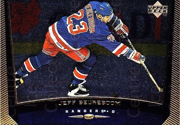 1998-99 Upper Deck Gold Reserve #326 Jeff Beukeboom<br/>6 In Stock - $1.00 each - <a href=https://centericecollectibles.foxycart.com/cart?name=1998-99%20Upper%20Deck%20Gold%20Reserve%20%23326%20Jeff%20Beukeboom...&quantity_max=6&price=$1.00&code=159737 class=foxycart> Buy it now! </a>