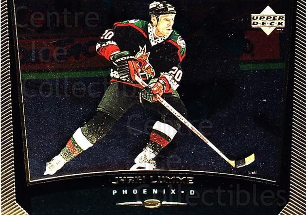 1998-99 Upper Deck Gold Reserve #340 Jyrki Lumme<br/>6 In Stock - $1.00 each - <a href=https://centericecollectibles.foxycart.com/cart?name=1998-99%20Upper%20Deck%20Gold%20Reserve%20%23340%20Jyrki%20Lumme...&quantity_max=6&price=$1.00&code=159752 class=foxycart> Buy it now! </a>