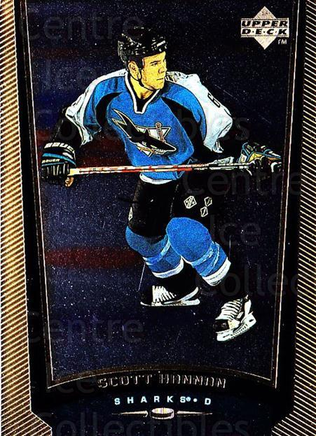 1998-99 Upper Deck Gold Reserve #353 Scott Hannan<br/>4 In Stock - $1.00 each - <a href=https://centericecollectibles.foxycart.com/cart?name=1998-99%20Upper%20Deck%20Gold%20Reserve%20%23353%20Scott%20Hannan...&quantity_max=4&price=$1.00&code=159765 class=foxycart> Buy it now! </a>