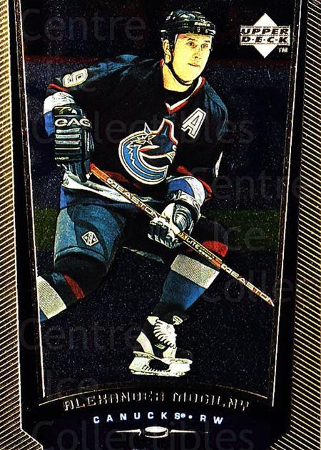 1998-99 Upper Deck Gold Reserve #376 Alexander Mogilny<br/>4 In Stock - $1.00 each - <a href=https://centericecollectibles.foxycart.com/cart?name=1998-99%20Upper%20Deck%20Gold%20Reserve%20%23376%20Alexander%20Mogil...&quantity_max=4&price=$1.00&code=159786 class=foxycart> Buy it now! </a>
