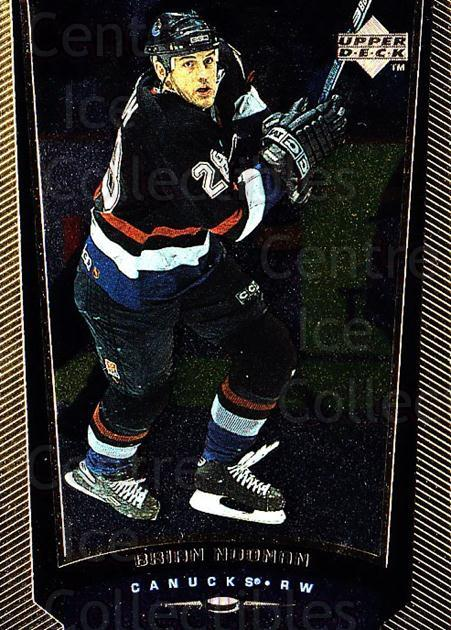 1998-99 Upper Deck Gold Reserve #378 Brian Noonan<br/>6 In Stock - $1.00 each - <a href=https://centericecollectibles.foxycart.com/cart?name=1998-99%20Upper%20Deck%20Gold%20Reserve%20%23378%20Brian%20Noonan...&quantity_max=6&price=$1.00&code=159788 class=foxycart> Buy it now! </a>
