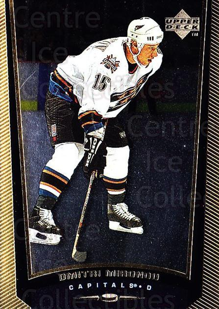 1998-99 Upper Deck Gold Reserve #385 Dmitri Mironov<br/>5 In Stock - $1.00 each - <a href=https://centericecollectibles.foxycart.com/cart?name=1998-99%20Upper%20Deck%20Gold%20Reserve%20%23385%20Dmitri%20Mironov...&quantity_max=5&price=$1.00&code=159796 class=foxycart> Buy it now! </a>