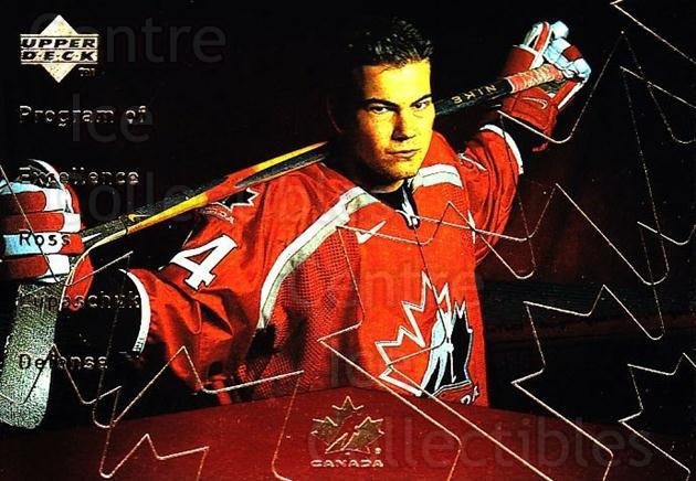 1998-99 Upper Deck Gold Reserve #395 Ross Lupaschuk<br/>5 In Stock - $2.00 each - <a href=https://centericecollectibles.foxycart.com/cart?name=1998-99%20Upper%20Deck%20Gold%20Reserve%20%23395%20Ross%20Lupaschuk...&quantity_max=5&price=$2.00&code=159806 class=foxycart> Buy it now! </a>