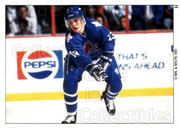 1991 Quebec Nordiques Panini Team Stickers #H Mats Sundin<br/>1 In Stock - $3.00 each - <a href=https://centericecollectibles.foxycart.com/cart?name=1991%20Quebec%20Nordiques%20Panini%20Team%20Stickers%20%23H%20Mats%20Sundin...&quantity_max=1&price=$3.00&code=15981 class=foxycart> Buy it now! </a>