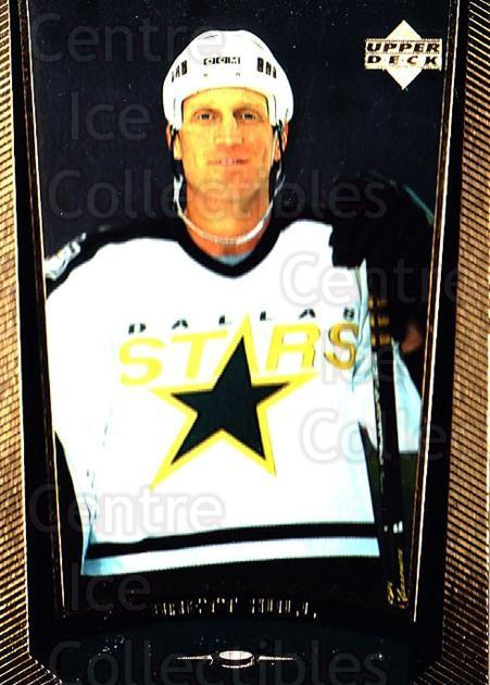 1998-99 Upper Deck Gold Reserve #76 Brett Hull<br/>2 In Stock - $2.00 each - <a href=https://centericecollectibles.foxycart.com/cart?name=1998-99%20Upper%20Deck%20Gold%20Reserve%20%2376%20Brett%20Hull...&quantity_max=2&price=$2.00&code=159864 class=foxycart> Buy it now! </a>