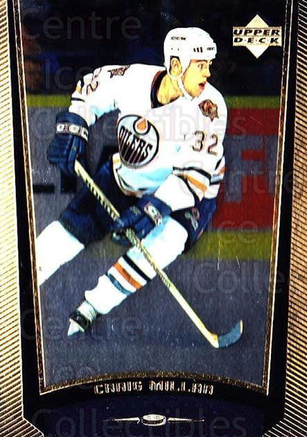 1998-99 Upper Deck Gold Reserve #95 Craig Millar<br/>3 In Stock - $1.00 each - <a href=https://centericecollectibles.foxycart.com/cart?name=1998-99%20Upper%20Deck%20Gold%20Reserve%20%2395%20Craig%20Millar...&quantity_max=3&price=$1.00&code=159884 class=foxycart> Buy it now! </a>