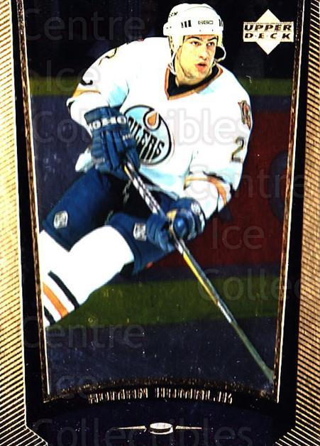 1998-99 Upper Deck Gold Reserve #96 Roman Hamrlik<br/>3 In Stock - $1.00 each - <a href=https://centericecollectibles.foxycart.com/cart?name=1998-99%20Upper%20Deck%20Gold%20Reserve%20%2396%20Roman%20Hamrlik...&quantity_max=3&price=$1.00&code=159885 class=foxycart> Buy it now! </a>