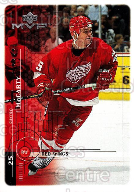 1998-99 Upper Deck MVP #73 Darren McCarty<br/>14 In Stock - $1.00 each - <a href=https://centericecollectibles.foxycart.com/cart?name=1998-99%20Upper%20Deck%20MVP%20%2373%20Darren%20McCarty...&quantity_max=14&price=$1.00&code=159928 class=foxycart> Buy it now! </a>