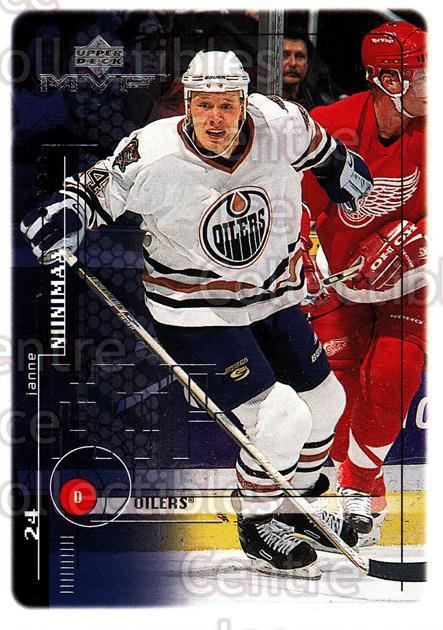 1998-99 Upper Deck MVP #78 Janne Niinimaa<br/>14 In Stock - $1.00 each - <a href=https://centericecollectibles.foxycart.com/cart?name=1998-99%20Upper%20Deck%20MVP%20%2378%20Janne%20Niinimaa...&quantity_max=14&price=$1.00&code=159932 class=foxycart> Buy it now! </a>