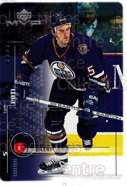 1998-99 Upper Deck MVP #79 Tom Poti<br/>14 In Stock - $1.00 each - <a href=https://centericecollectibles.foxycart.com/cart?name=1998-99%20Upper%20Deck%20MVP%20%2379%20Tom%20Poti...&quantity_max=14&price=$1.00&code=159933 class=foxycart> Buy it now! </a>