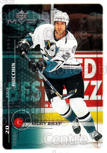 1998-99 Upper Deck MVP #8 Steve Rucchin<br/>12 In Stock - $1.00 each - <a href=https://centericecollectibles.foxycart.com/cart?name=1998-99%20Upper%20Deck%20MVP%20%238%20Steve%20Rucchin...&quantity_max=12&price=$1.00&code=159934 class=foxycart> Buy it now! </a>