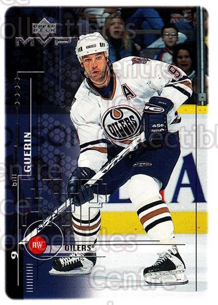 1998-99 Upper Deck MVP #80 Bill Guerin<br/>14 In Stock - $1.00 each - <a href=https://centericecollectibles.foxycart.com/cart?name=1998-99%20Upper%20Deck%20MVP%20%2380%20Bill%20Guerin...&quantity_max=14&price=$1.00&code=159935 class=foxycart> Buy it now! </a>