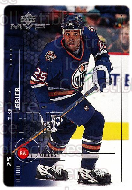 1998-99 Upper Deck MVP #81 Mike Grier<br/>14 In Stock - $1.00 each - <a href=https://centericecollectibles.foxycart.com/cart?name=1998-99%20Upper%20Deck%20MVP%20%2381%20Mike%20Grier...&quantity_max=14&price=$1.00&code=159936 class=foxycart> Buy it now! </a>
