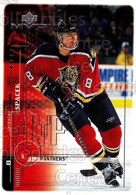 1998-99 Upper Deck MVP #86 Jaroslav Spacek<br/>12 In Stock - $1.00 each - <a href=https://centericecollectibles.foxycart.com/cart?name=1998-99%20Upper%20Deck%20MVP%20%2386%20Jaroslav%20Spacek...&quantity_max=12&price=$1.00&code=159941 class=foxycart> Buy it now! </a>