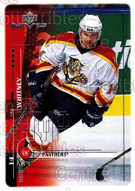 1998-99 Upper Deck MVP #89 Ray Whitney<br/>14 In Stock - $1.00 each - <a href=https://centericecollectibles.foxycart.com/cart?name=1998-99%20Upper%20Deck%20MVP%20%2389%20Ray%20Whitney...&quantity_max=14&price=$1.00&code=159944 class=foxycart> Buy it now! </a>