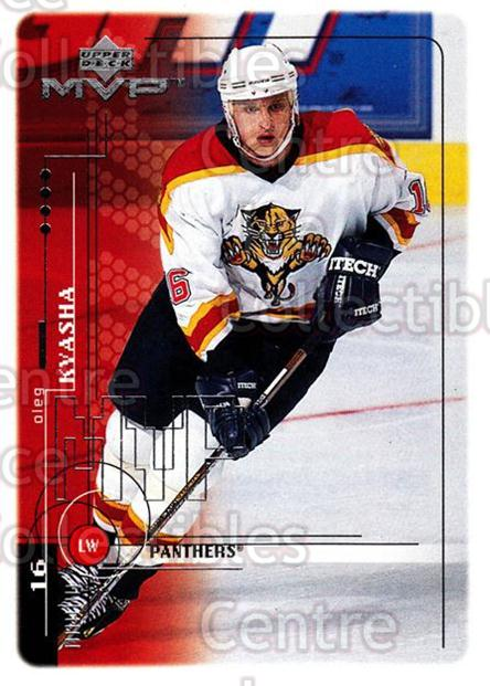 1998-99 Upper Deck MVP #92 Oleg Kvasha<br/>14 In Stock - $1.00 each - <a href=https://centericecollectibles.foxycart.com/cart?name=1998-99%20Upper%20Deck%20MVP%20%2392%20Oleg%20Kvasha...&quantity_max=14&price=$1.00&code=159948 class=foxycart> Buy it now! </a>