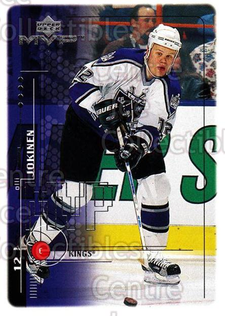 1998-99 Upper Deck MVP #95 Olli Jokinen<br/>12 In Stock - $1.00 each - <a href=https://centericecollectibles.foxycart.com/cart?name=1998-99%20Upper%20Deck%20MVP%20%2395%20Olli%20Jokinen...&quantity_max=12&price=$1.00&code=159951 class=foxycart> Buy it now! </a>