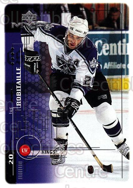 1998-99 Upper Deck MVP #97 Luc Robitaille<br/>13 In Stock - $1.00 each - <a href=https://centericecollectibles.foxycart.com/cart?name=1998-99%20Upper%20Deck%20MVP%20%2397%20Luc%20Robitaille...&quantity_max=13&price=$1.00&code=159953 class=foxycart> Buy it now! </a>