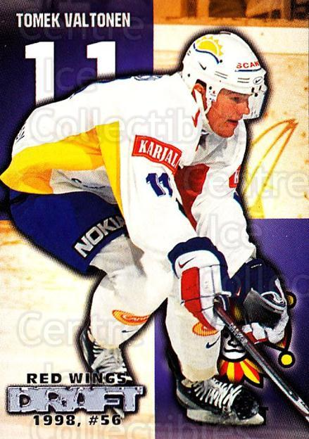 1999-00 Finnish Cardset #264 Tomek Valtonen<br/>10 In Stock - $2.00 each - <a href=https://centericecollectibles.foxycart.com/cart?name=1999-00%20Finnish%20Cardset%20%23264%20Tomek%20Valtonen...&price=$2.00&code=160236 class=foxycart> Buy it now! </a>